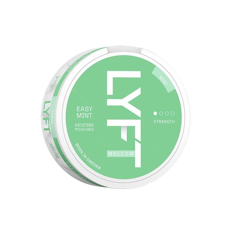 LYFT Easy mint snus