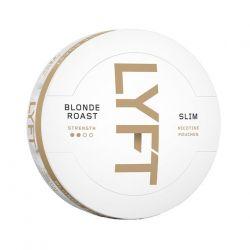 LYFT Blonde roast snus