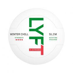 LYFT Winter chill snus