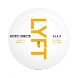LYFT Tropical breeze snus